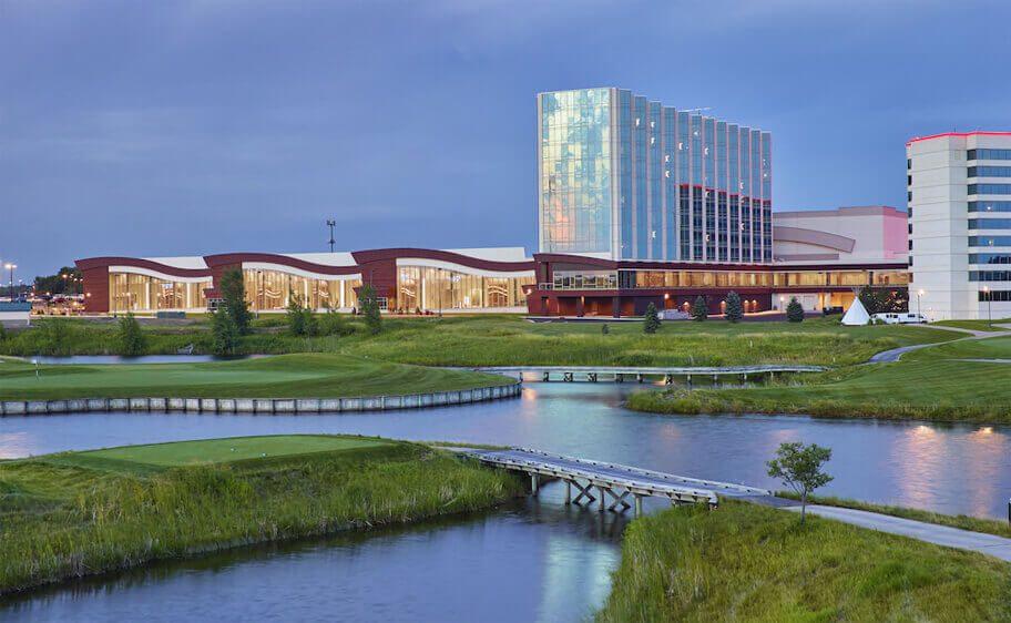 Mystic Lake Casino Campus