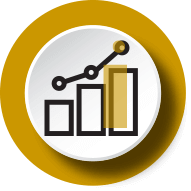 Graph Growth Icon