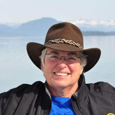 Photo of Charlene McLauchlan