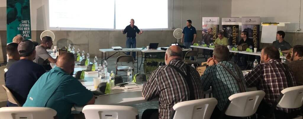 Discussion with Herd Manager Retreat Participants